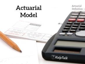 Actuarial Model