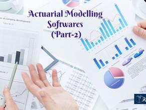 Actuarial Modelling Softwares (Part-2)