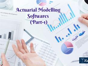 Actuarial Modelling Softwares (Part-1)