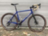 Ted Wojcik, Custom Gravel Grinder, Gravel Bike, Vermont Overland, 650b, Shimano Di2, Shimano Gravel
