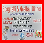 Come Join Us For Dinner!