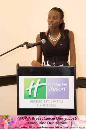 Dr. Yochel Samuels-Williams