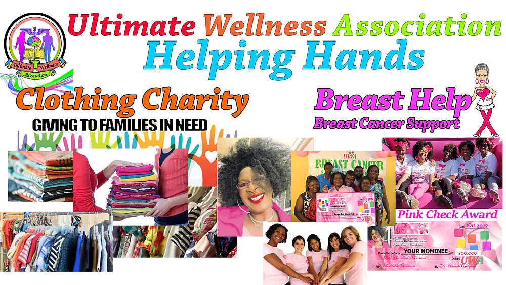 Ultimate Wellness Associaiton Charities