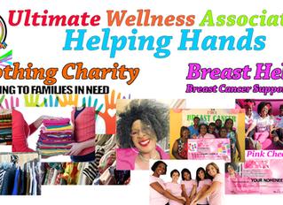 ULTIMATE WELLNESS ASSOCIATION CHARITIES