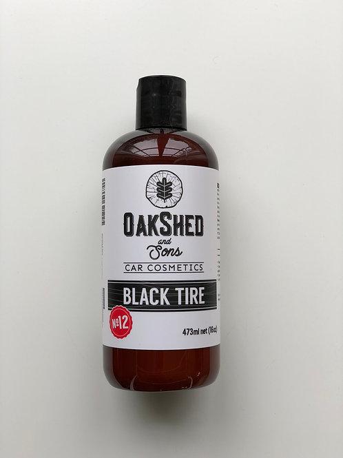 Oakshed - N° 12 Black Tire