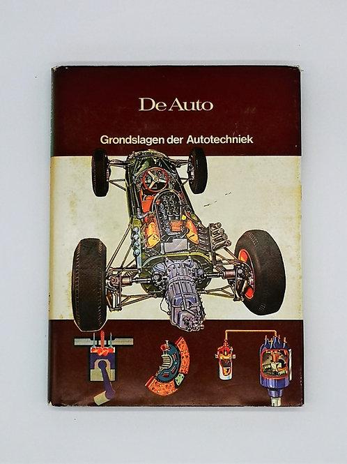 De Auto - Grondslagen der Autotechniek