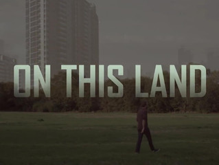 On This Land shortlisted for The Pitch short film fund