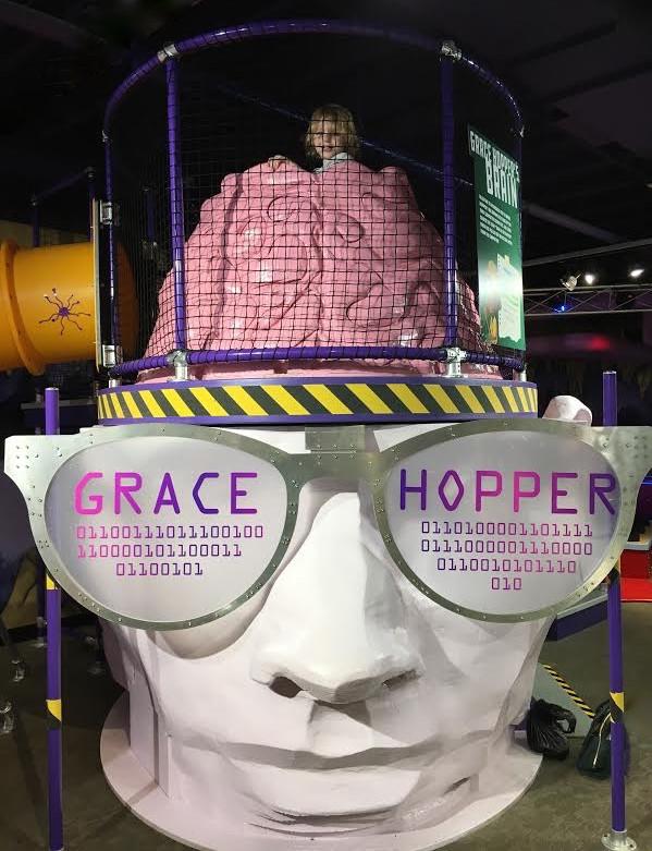 Grace Hopper's Brain