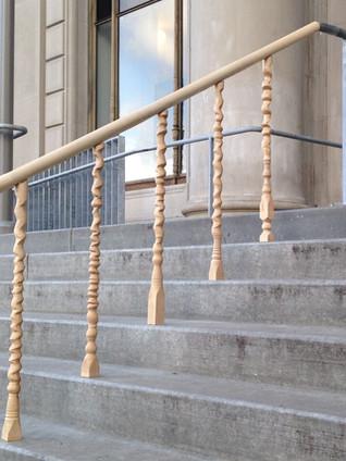 Railing Columns