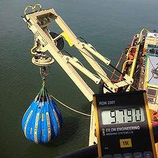 Elion tension load meter