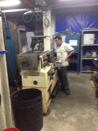 Teesin Lathes Machine