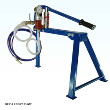CIMAR SEP-1 Manual Epoxy Pump