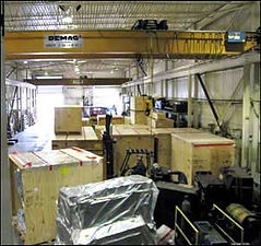 Do you have storage problems of your equipment after your project completion?