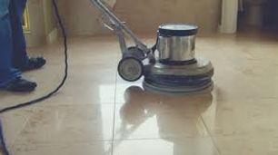 floor polising with resinpad #50-#100