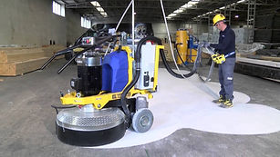 Construction Machinery,floor grinder