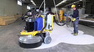 Construction Machinery,floor grinder