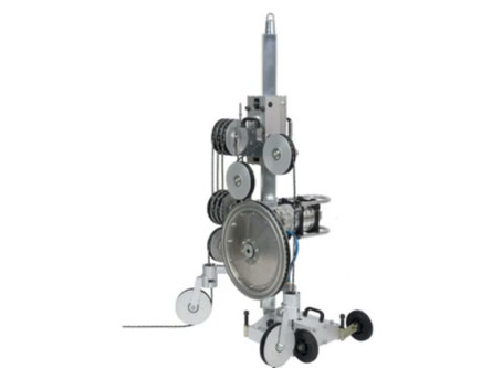 Teesin Machinery Pte Ltd - Pentruder Wire Saw