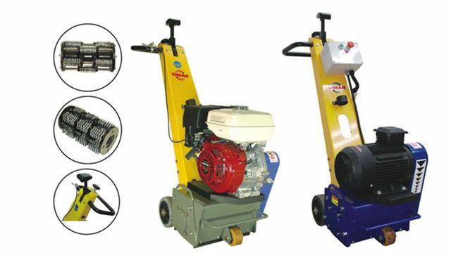 Teesin Machinery Pte Ltd - Floor Scarifier