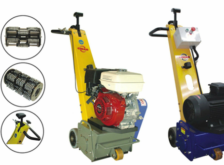 Teesin Machinery Pte Ltd - Floor Scarifier