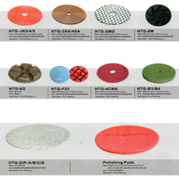 HTG Resin and Ceramic Polishing Pad