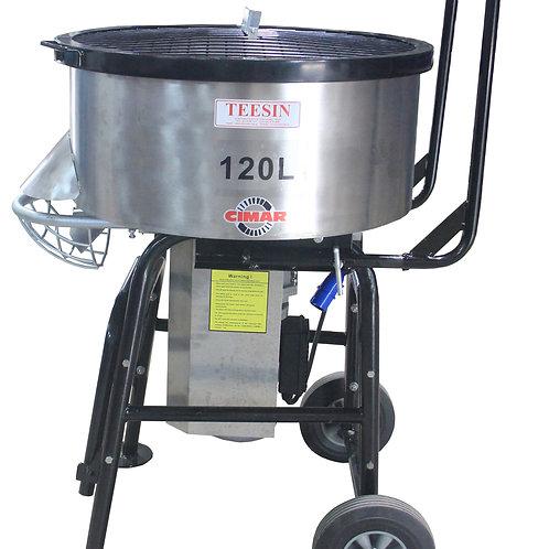 Pan Mixer Stainless Steel-CIMAR