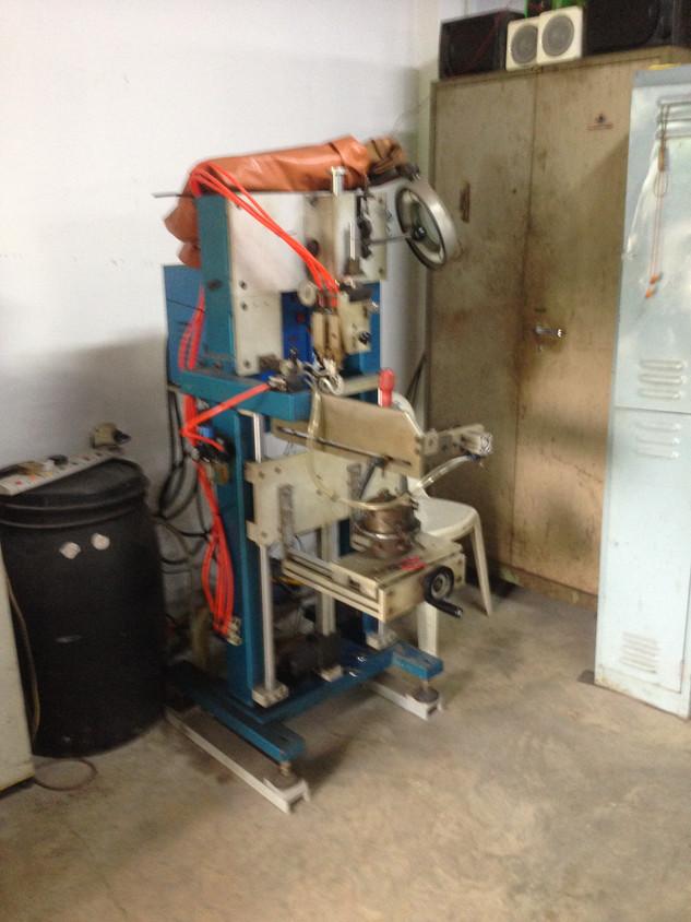 Teesin Core Bit Retipping Machine