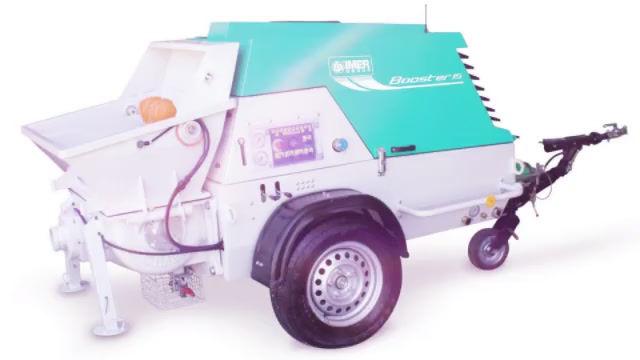 Teesin Machinery Pte Ltd - IMER Concrete Pump
