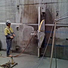 consturction equipment,pentruder wall saw,demolition equipment