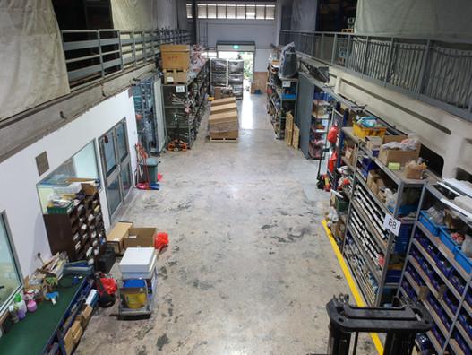 Teesin Warehouse
