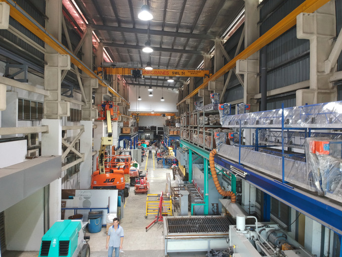 Teesin Factory Division