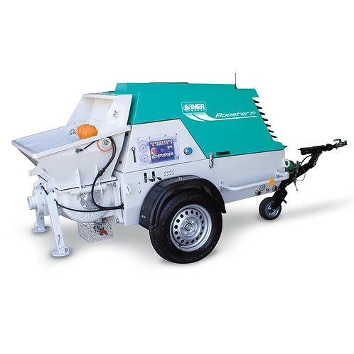 Concrete Pump-IMER Booster15