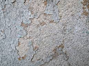rain damage concrete