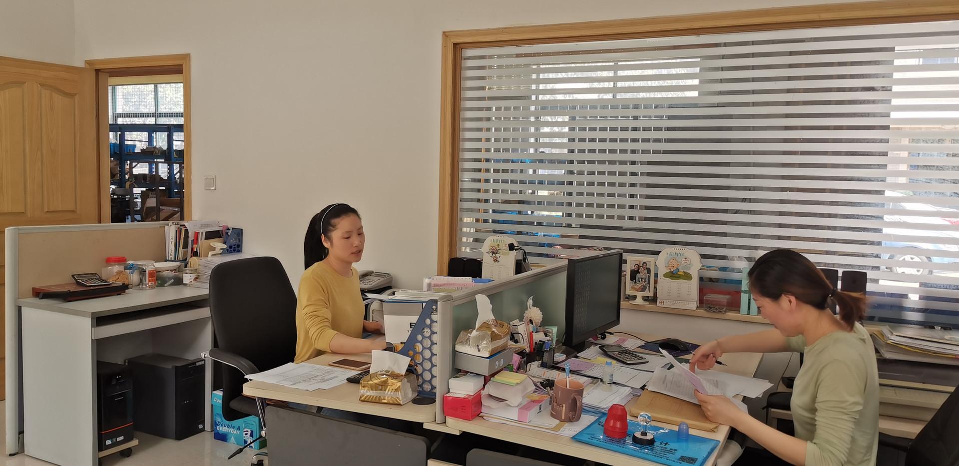 Ningbo ACE Machinery Ltd 's Staff
