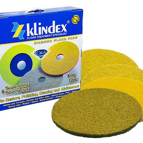 Polishing Pad-KLINDEX Supershine & Spongelux
