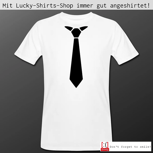 Mit Lucky-Shirts-Shop immer gut angeshirtet!