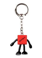 Grimly,Anja Schramm,Lucky-Shirts-Shop,Schlüsselanhänger