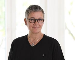 Anja Schramm vom Lucky-Shirts-Shop