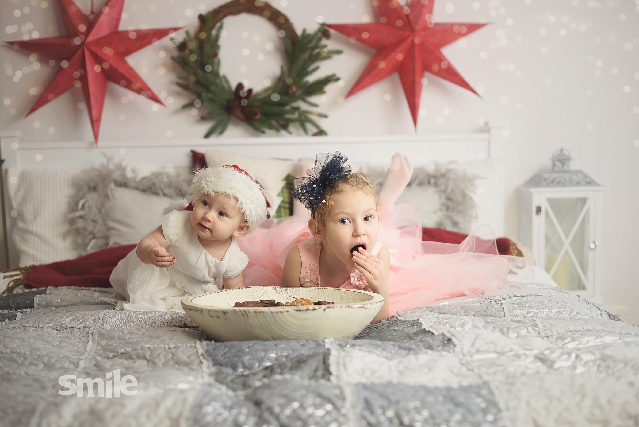 dziecięce-sesje-świąteczne