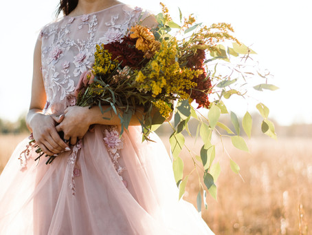 Fall Wedding Color Palettes You'll Want To Steal