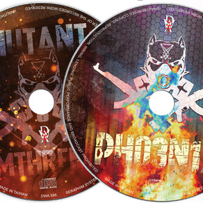 Review: Seraphim System PHO3N1X 2CD limited edition including MUTANT MTHFKR