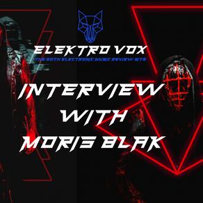 Video Interview: MORIS BLAK 7/7/21