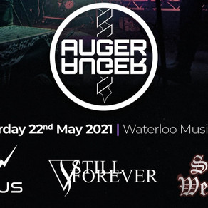 Live review: West Coast Gothic – Auger, Novus UK, Still Forever and Stella Wembley