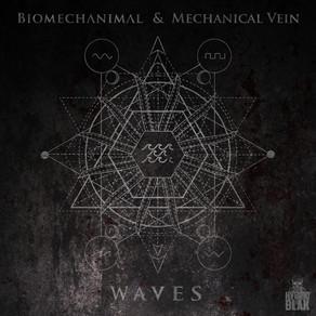 Biomechanimal + Mechanical Vein's upcoming single 'Waves'