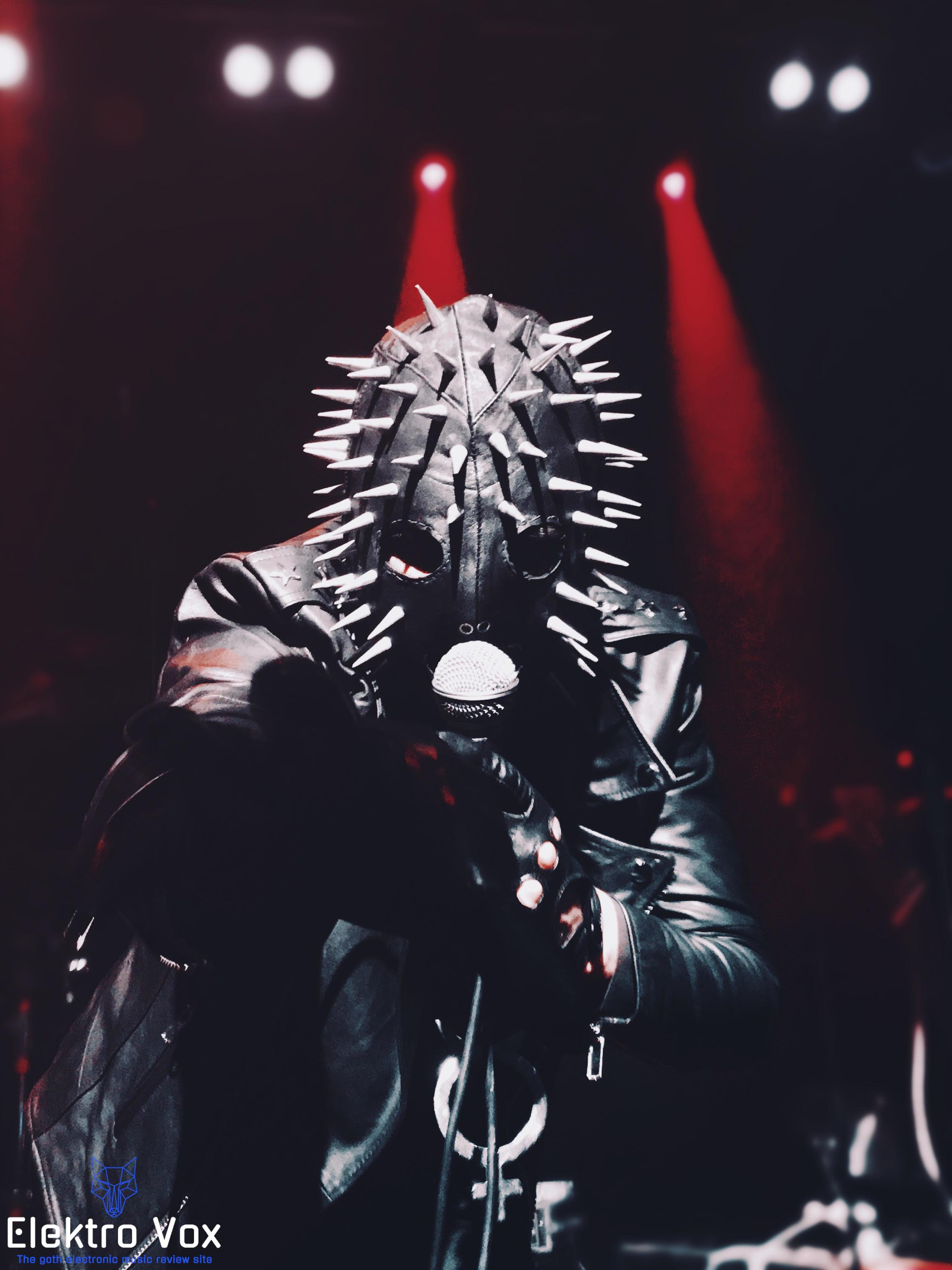 Priest. Elektro Vox