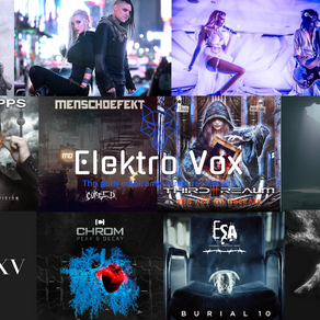 Elektro Vox Music live stream radio, episode 2. 20th May 2020
