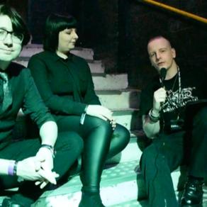 Video interview: Promenade Cinema at Beat:Cancer Festival Slimelight London. 9/11/20