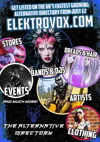 the alternative directory www.elektrovox