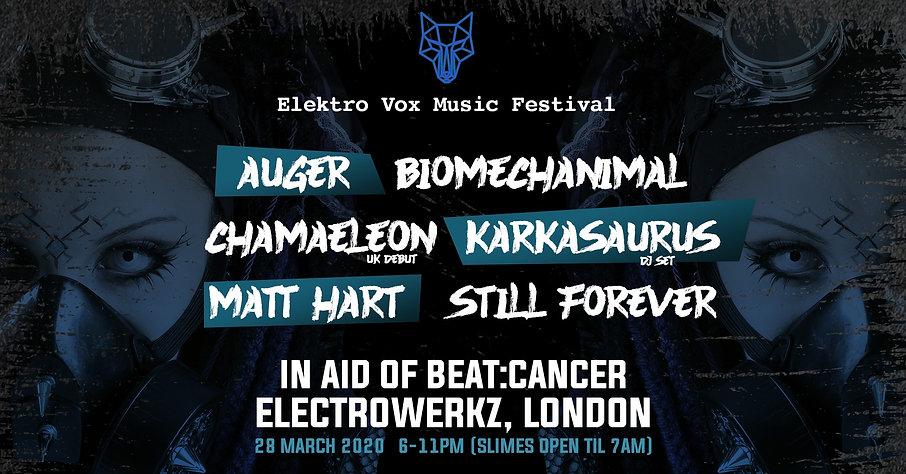 EVM Fest The alternative directory