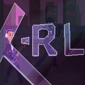 Discover: X-RL7 - A cyberpunk animated series featuring huge musician guests