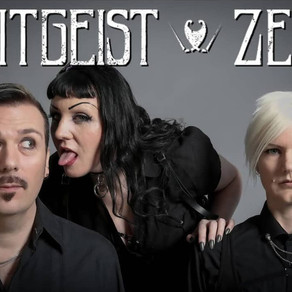 Single release: ZEITGEIST ZERO - SATANIC SEX WITCH